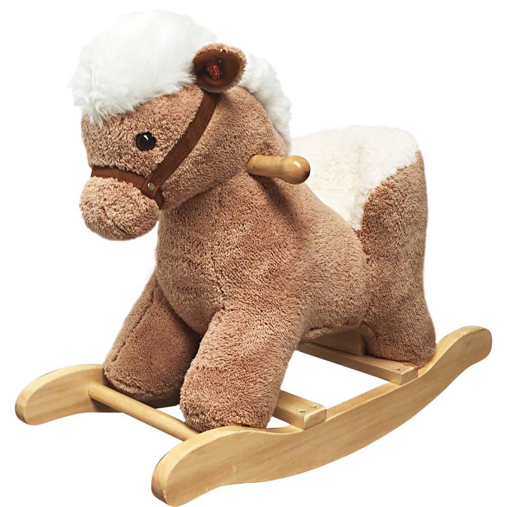 Mon premier cheval a bascule   jouets 1er