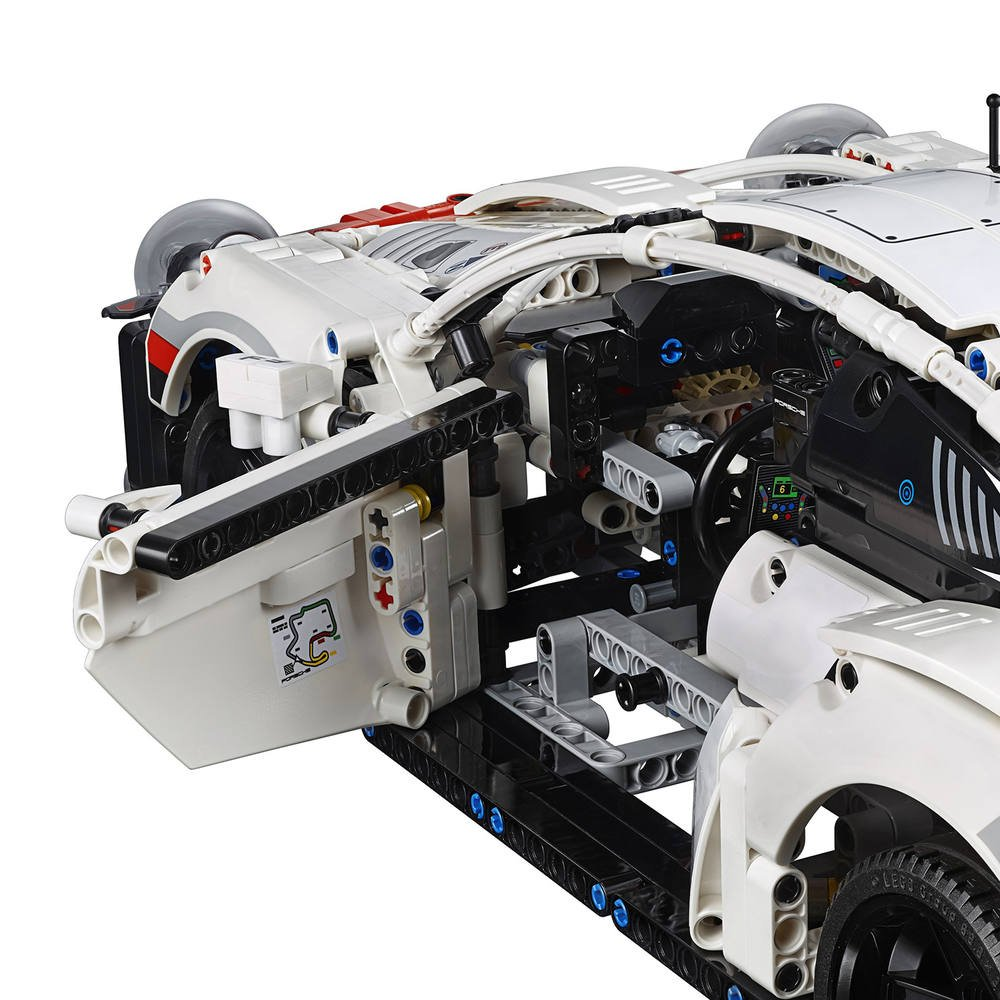Maquettes RsrJeux Constructionsamp; De 911 Lego 42096 Porsche 8XnwOP0k