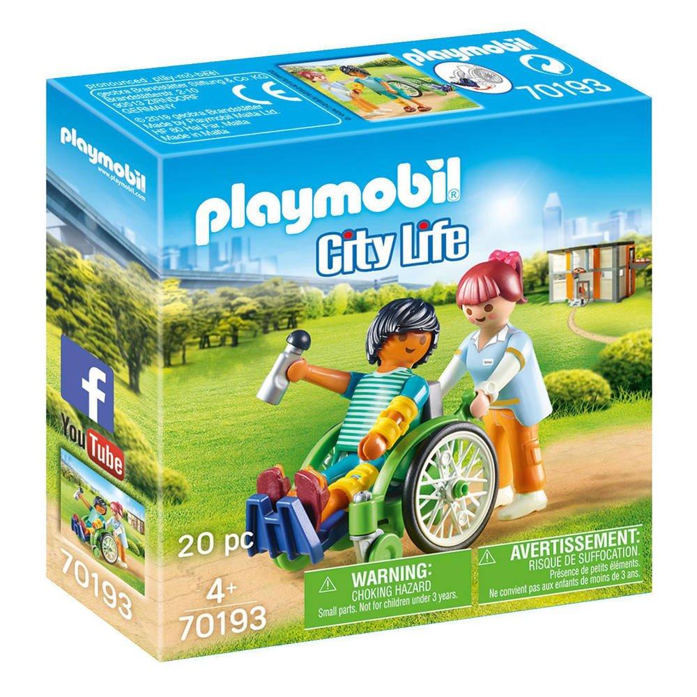 bras enfant Playmobil ref 11