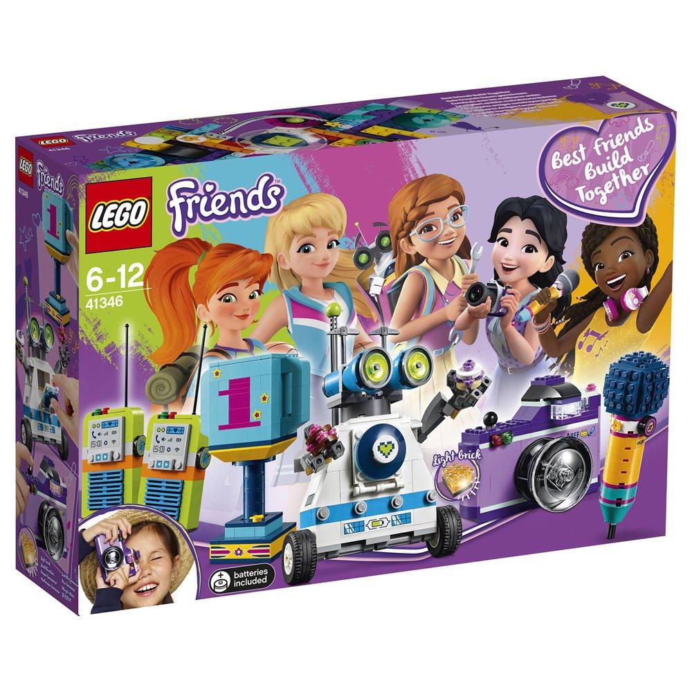 L'amitieJeux Constructions Lego 41346 Boite De La qpSUzGMV