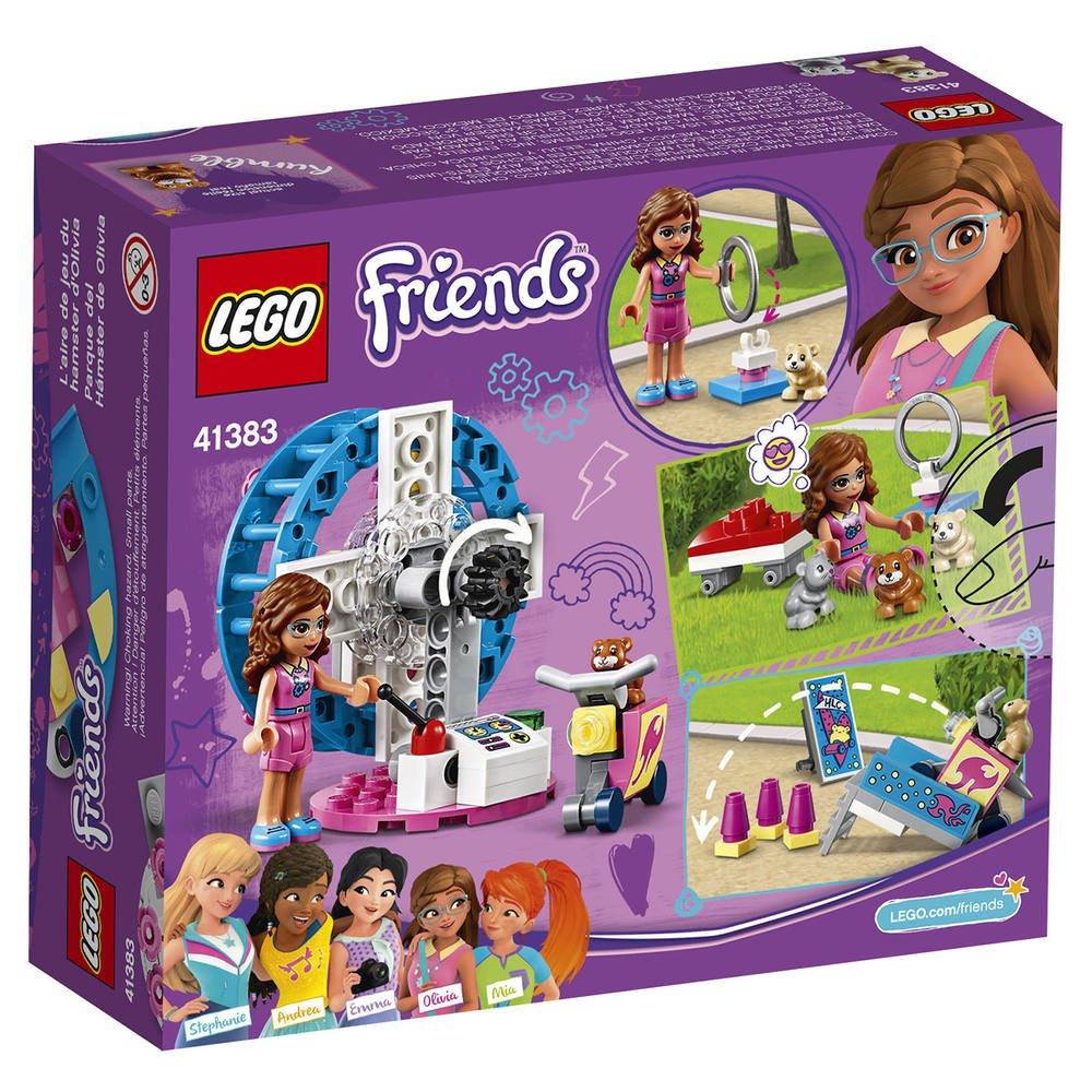 jouet club lego friends maison d'olivia