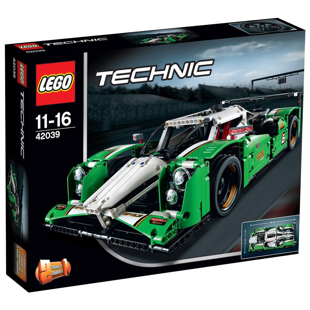 La De Lego 42039 Des Voiture 24 Course Heures LSMqpUzVG