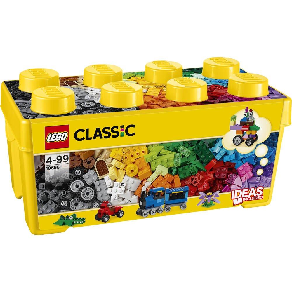 La Boite Jaune Prix lego 10696 - la boite de briques creatives