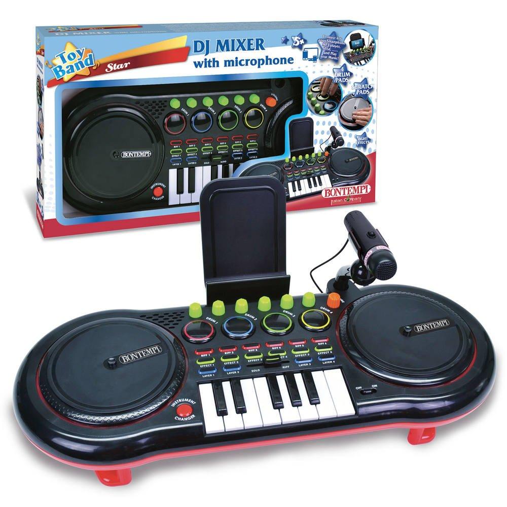 Table De Mixage Avec Micro Musiques Sons Images Jouéclub