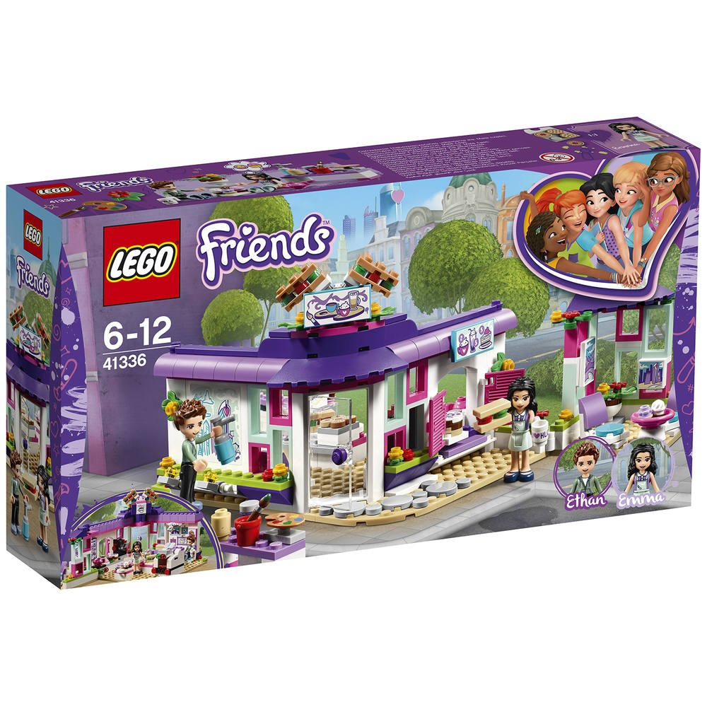 41336 Cafe Des Lego Le Arts D'emma 7gfyI6Yvb