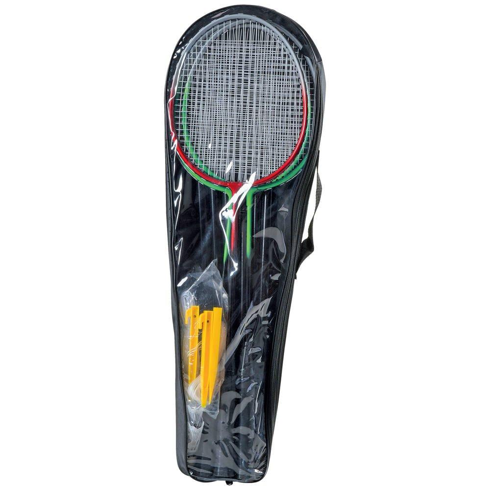YWSS Ensemble de Raquettes de Badminton pour Enfants 1 Paire Ensemble de ba