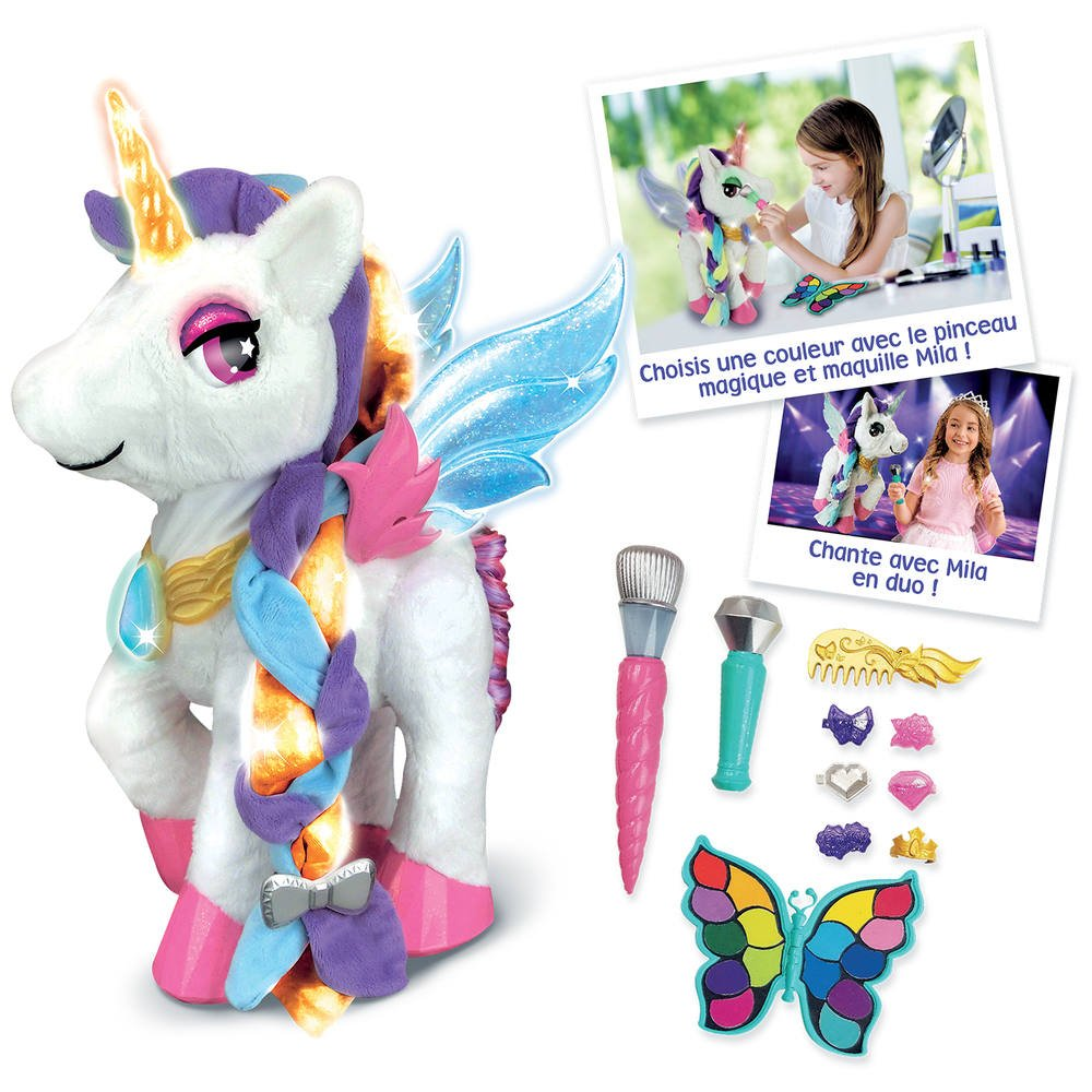 Mila Kidifriends Ma Maquillage Licorne Magique bfg76y