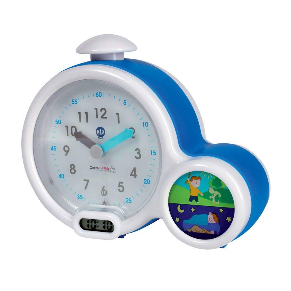 Mon premier reveil kid'sleep clock bleu | chambre enfants