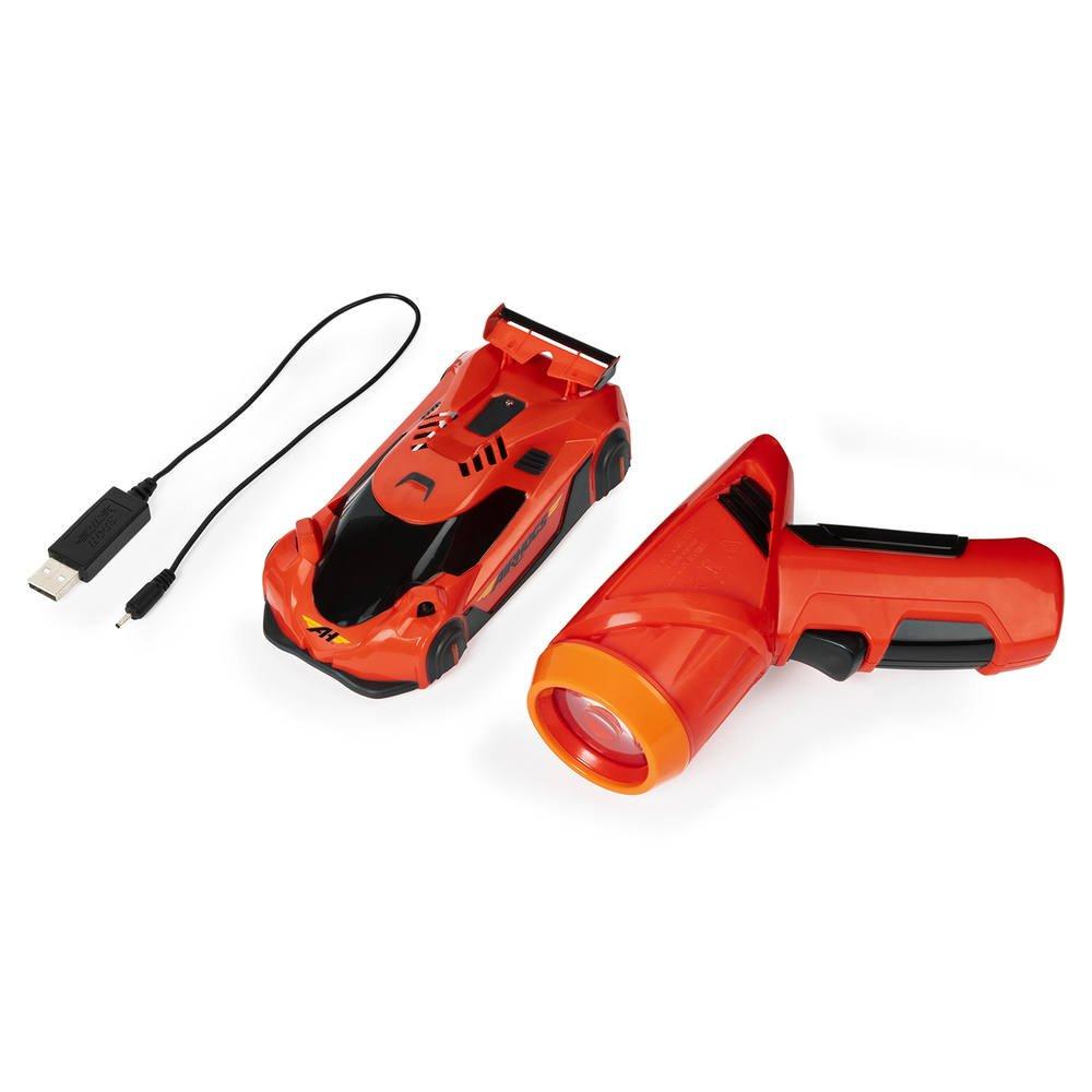 6054529 bo/îte Seule Orange Aenllosi Rigide Housse pour Laser Zero Gravity Voiture TELECOMMANDEE Air Hogs Voiture Enfant Laser Qui Roule sur Les Murs