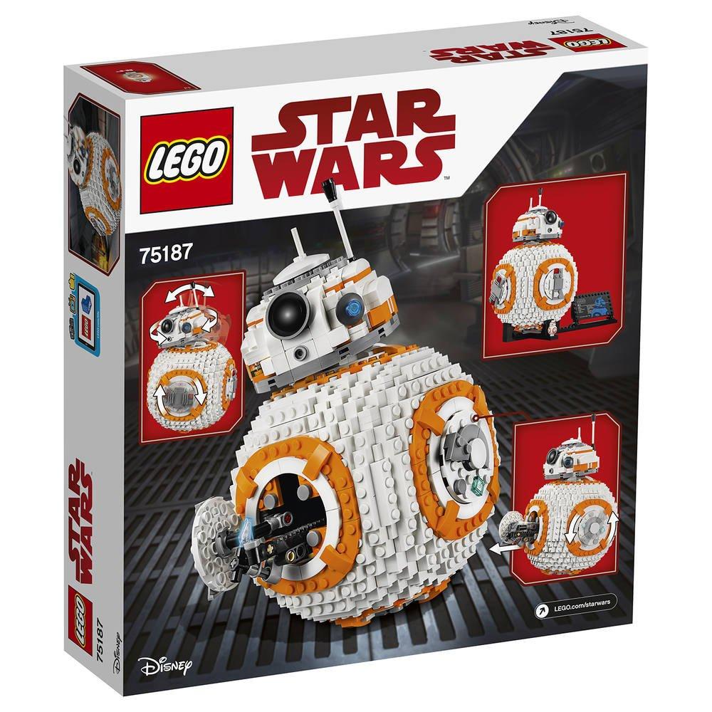 WarsJeux Constructionsamp; Bb 8 Star Lego De Maquettes 75187 D9E2YeWIH