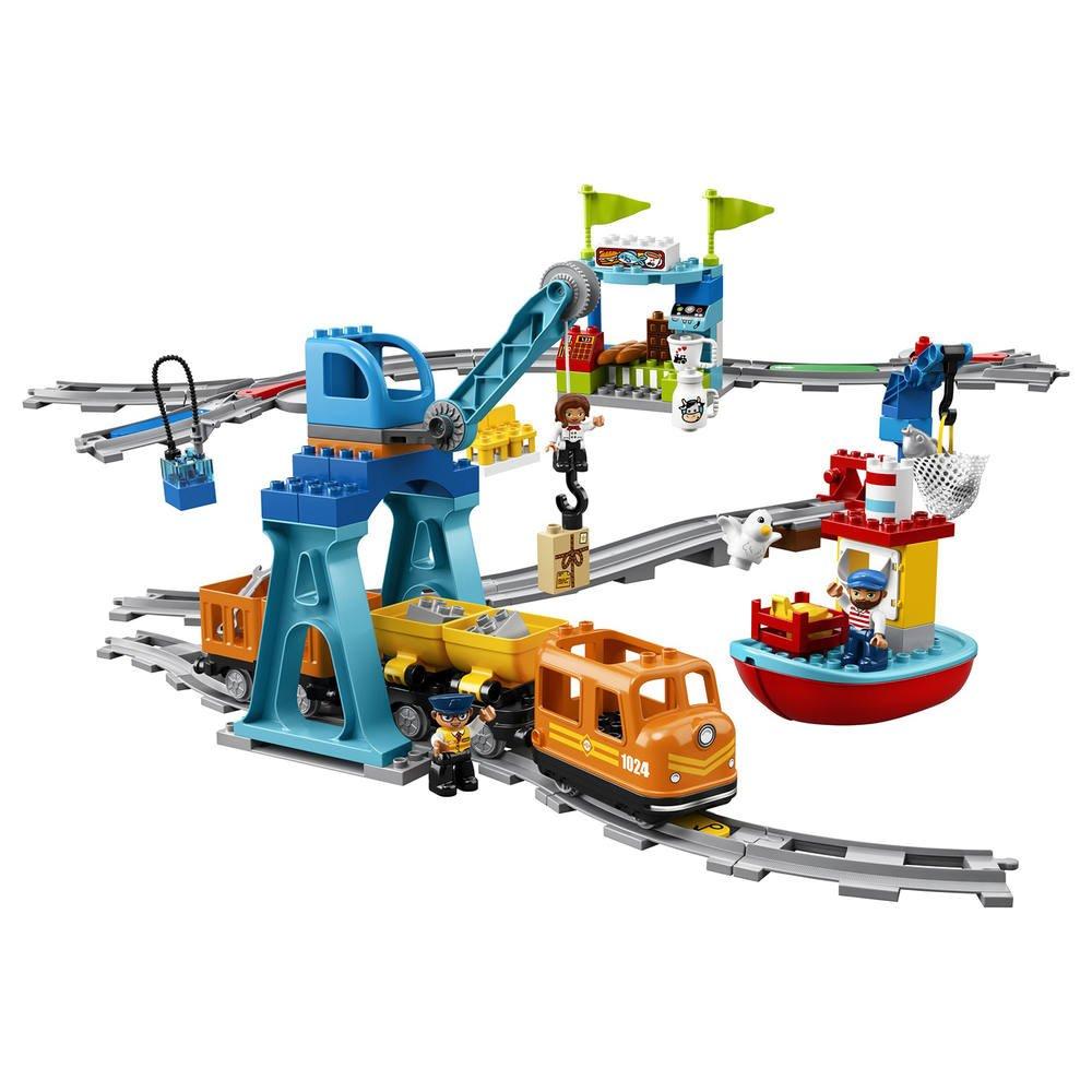 Lego Marchandises 10875 Le Train Duplo De CxeWBodr