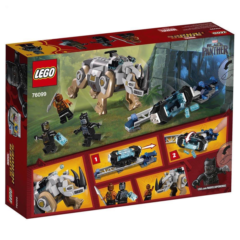 KillmongerLe La Panther Combat Lego 76099 Dans Black Contre 0mN8wvnO