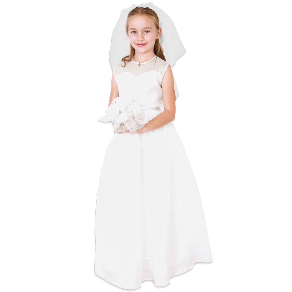 Deguisement Robe De Mariee 5 7 Ans Fetes Et Anniversaires Joueclub