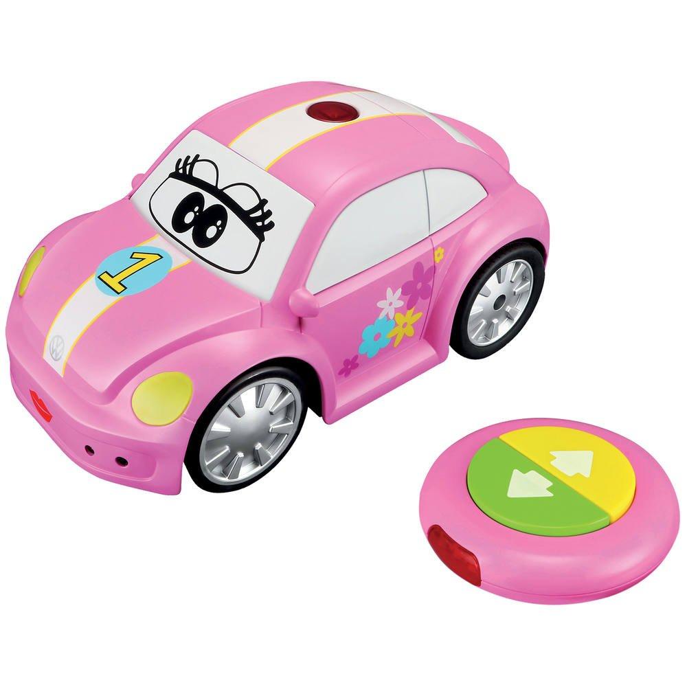 Volkswagen coccinelle radiocommandee rose