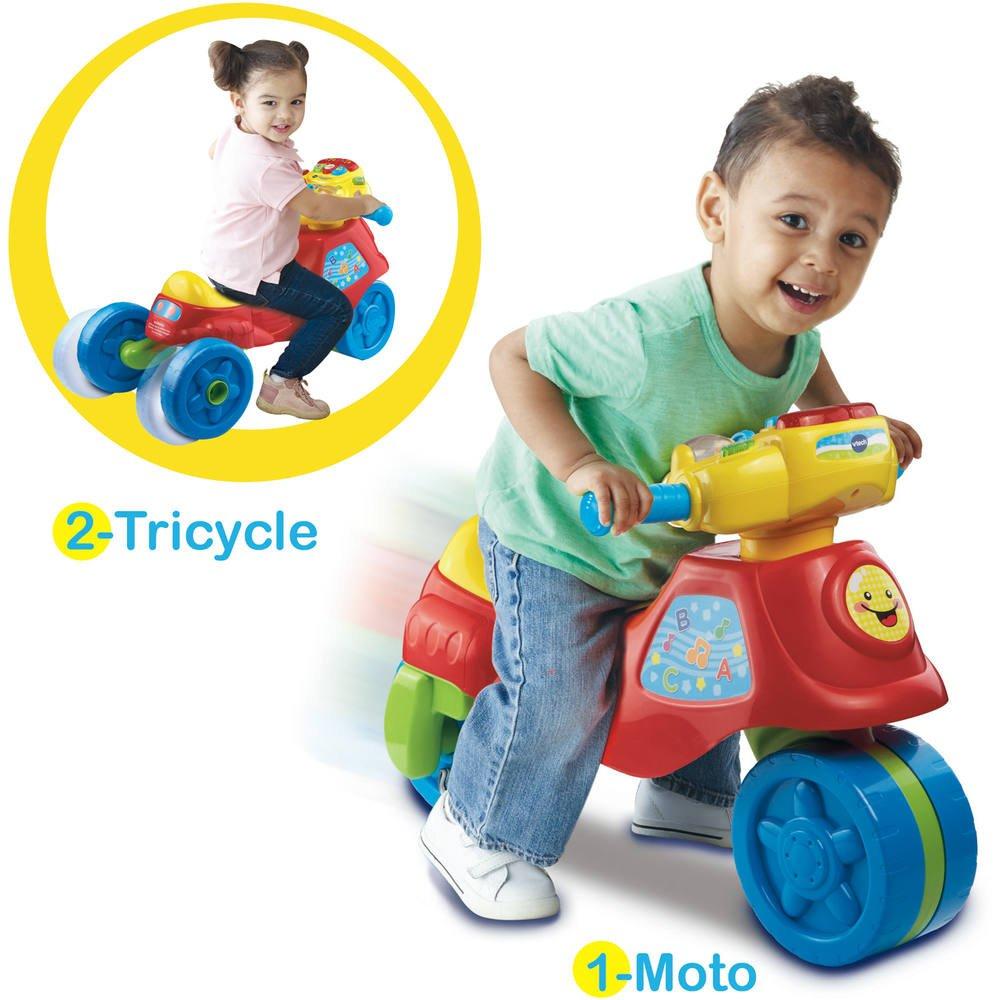 Cyclo moto 2 en 1 rouge   jouets 1er age   jouéclub 2c363b4f7a8e
