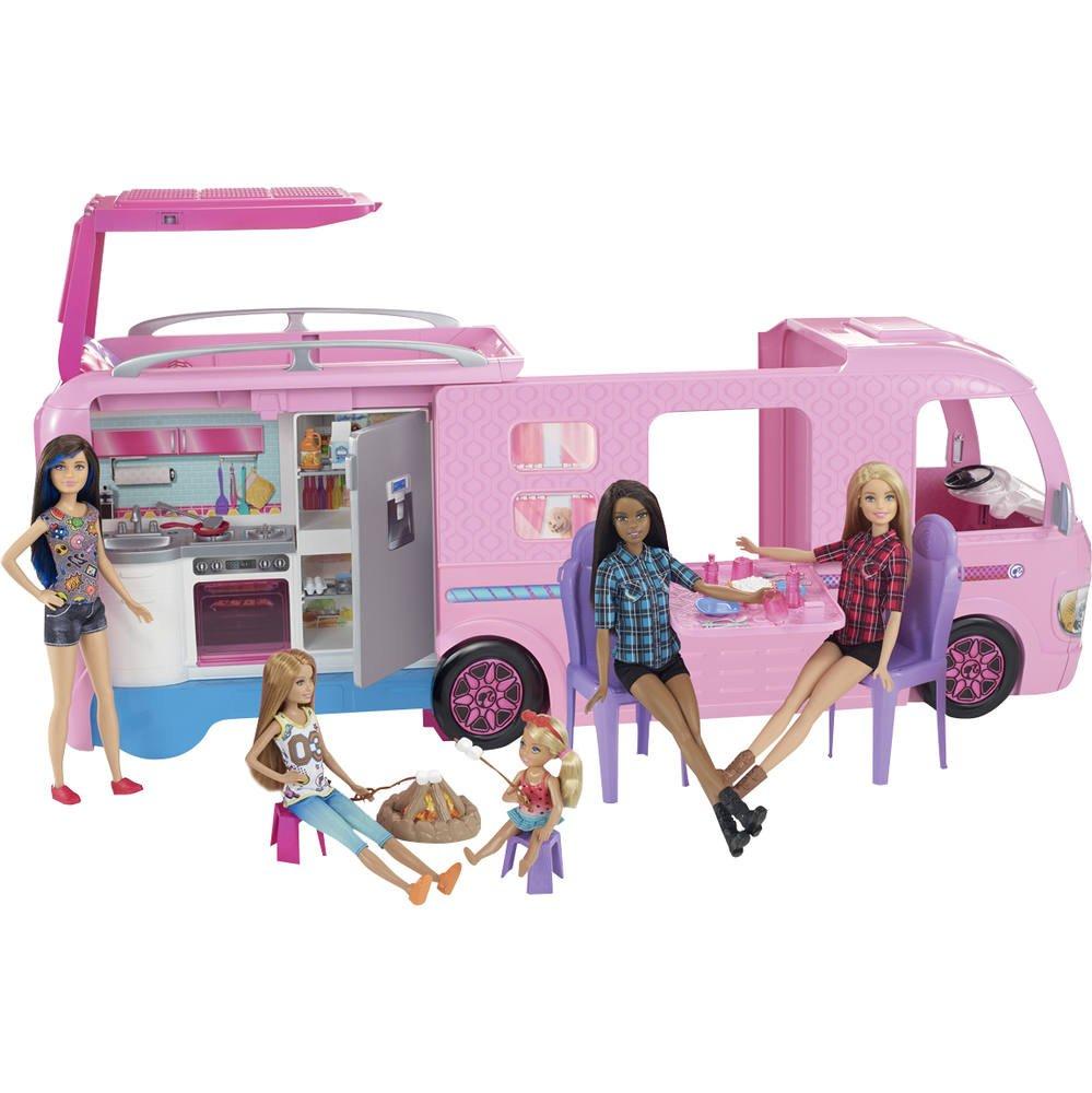 Car De Camping Jouet Barbie Club 4ar5lj n0m8wONv