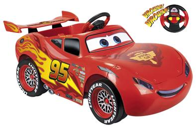 FLASH MCQUEEN CARS 3 6V