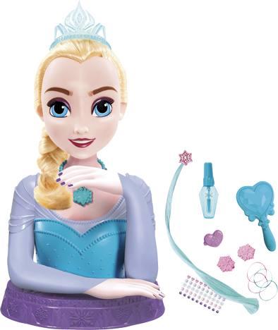 Des Neiges Coiffer De Elsa Luxe A Tete La Reine edxErQoWCB