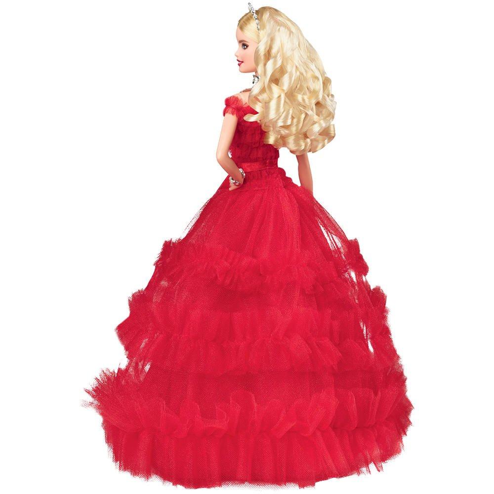 Poupée Barbie à partir de 5 ans blonde Mattel Barbie cuisine boucles-style poupée