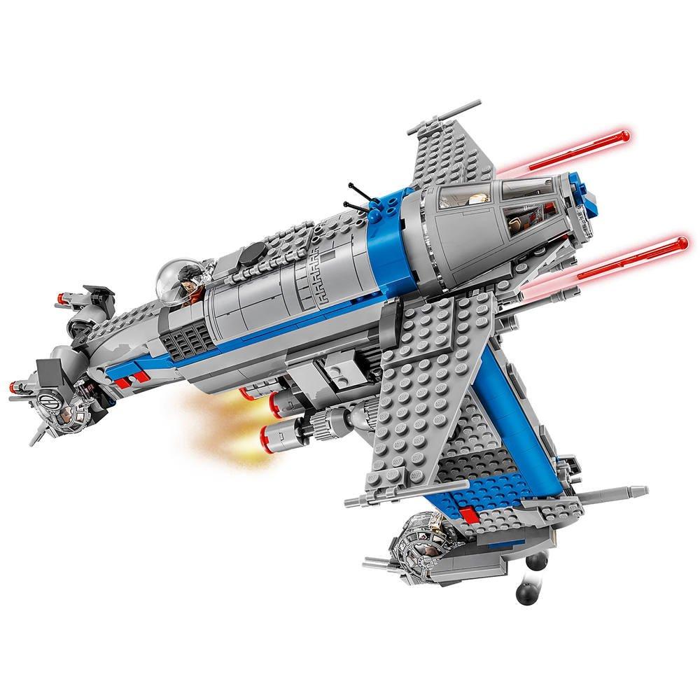 De Resistance Lego Constructions Bomber WarsJeux Star 75188 jLUVGpSzMq
