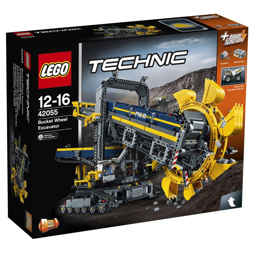 42055 Pelleteuse Lego A Godets La rdeWxCoB
