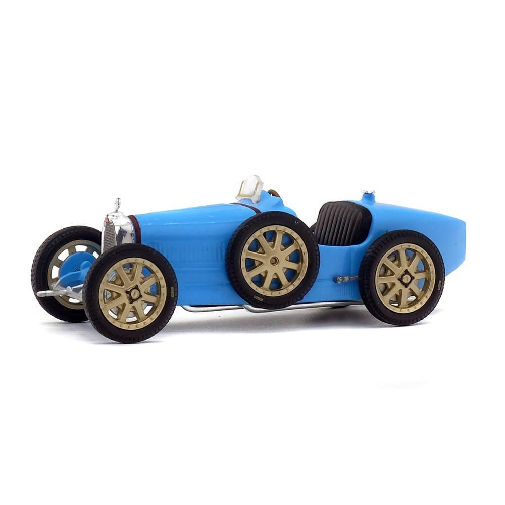 Bleue Voiture 1928 T35b Bugatti Miniature 143emeVehicules fb76Yygv