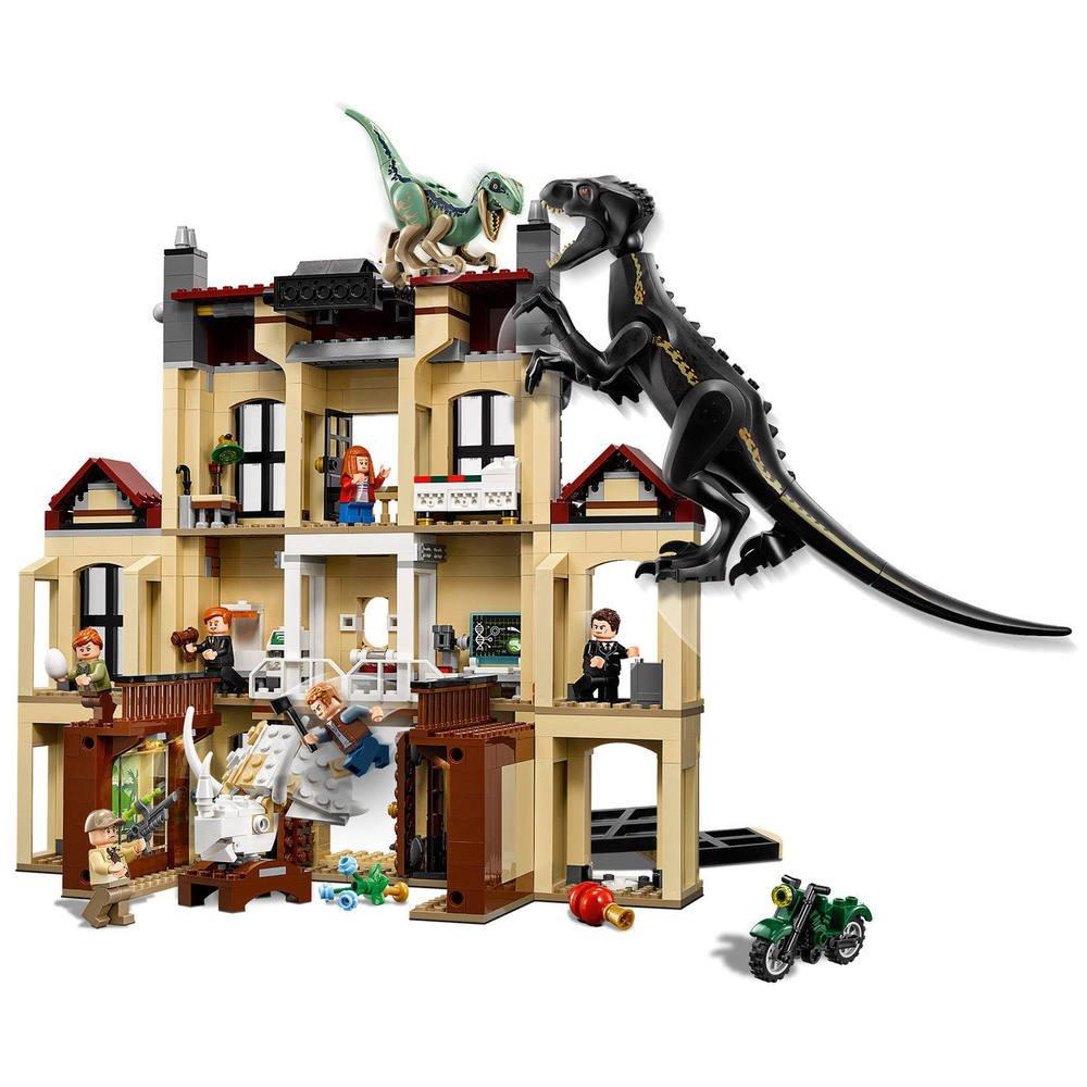Lockwood Estate D'indoraptor 75930 La Jurassic A Fureur Lego wkPOn0