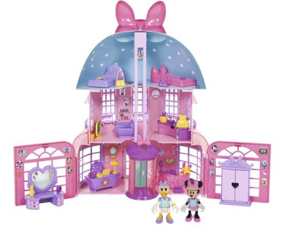 Maison de minnie figurines jouéclub