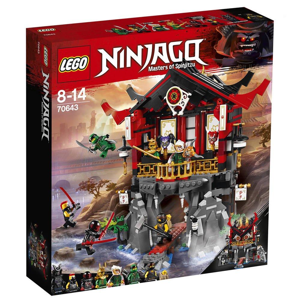 Temple De 70643 Constructions Lego RenaissanceJeux Le La orxWdCBe