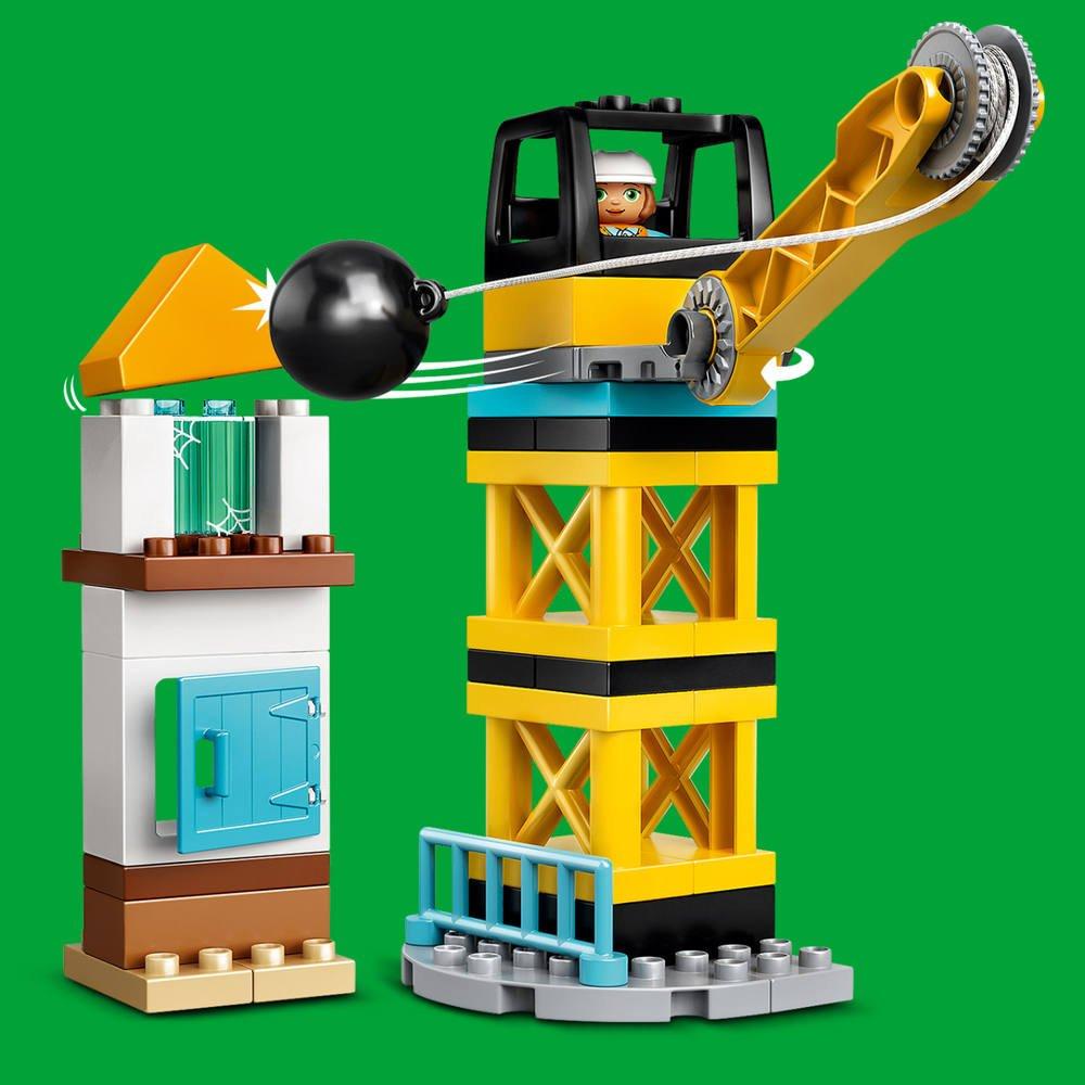 Lego duplo 10932 - la boule de dÉmolition | jeux de constructions &  maquettes | jouéclub
