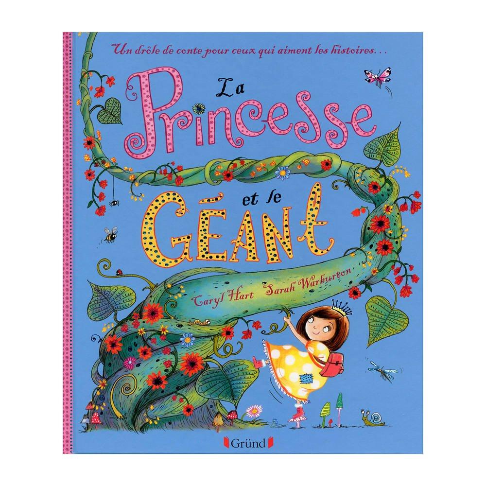 Livre Princesse Et Le Geant 4 7 Ans Jeux Educatifs