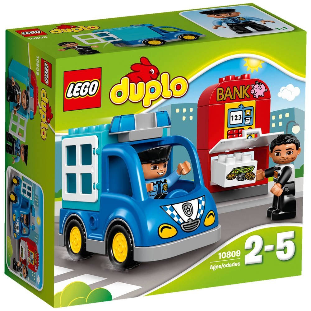 La Duplo De PoliceJeux 10809 Patrouille Constructions 3jLcq5A4R