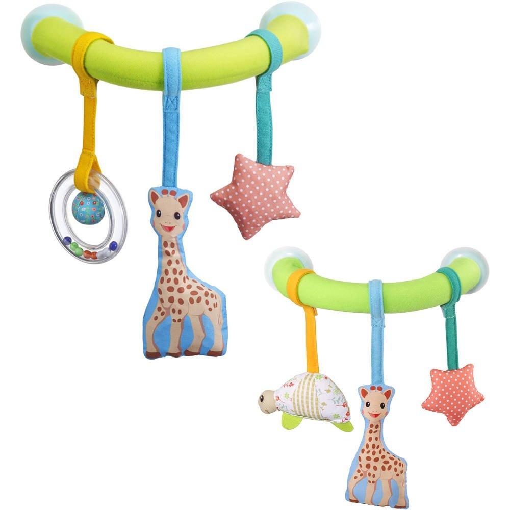 Age Ventousable De GirafeJouets Sophie La Voiture 1er Arche qpGLVzSUM