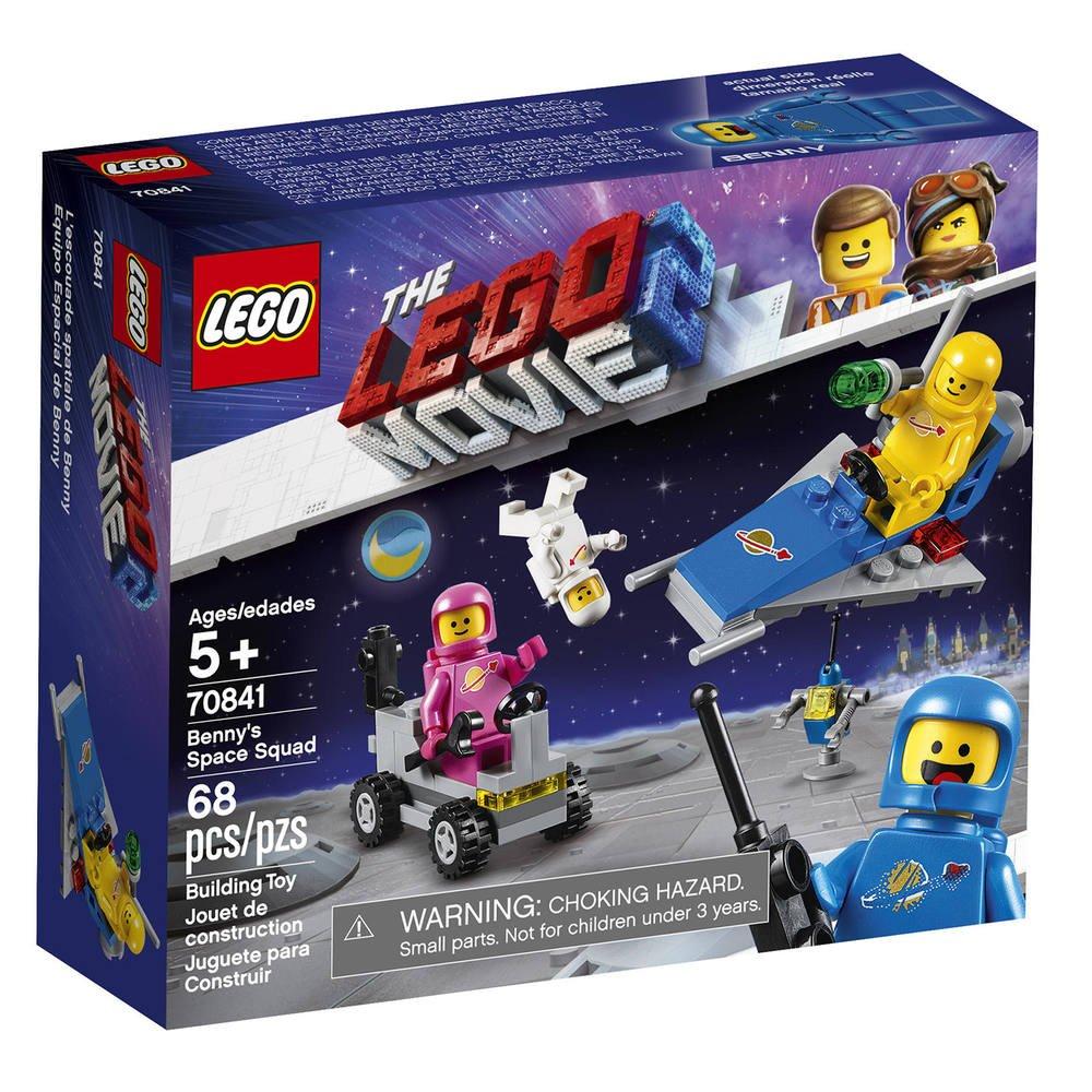 BennyJeux L'equipe Lego Spatiale 70841 De Constructions b6gYf7yvIm