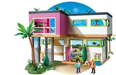 Maison Moderne 5574 Jeux De Constructions Maquettes Joueclub