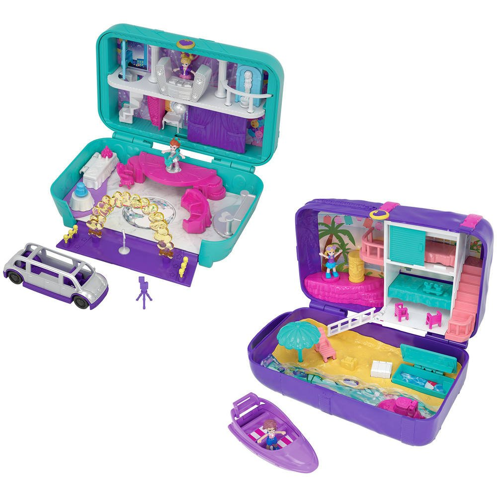 Surprise Coffret Polly Pocket Polly Coffret Surprise Pocket Polly Coffret Polly Surprise Pocket Surprise Coffret q53Aj4LR