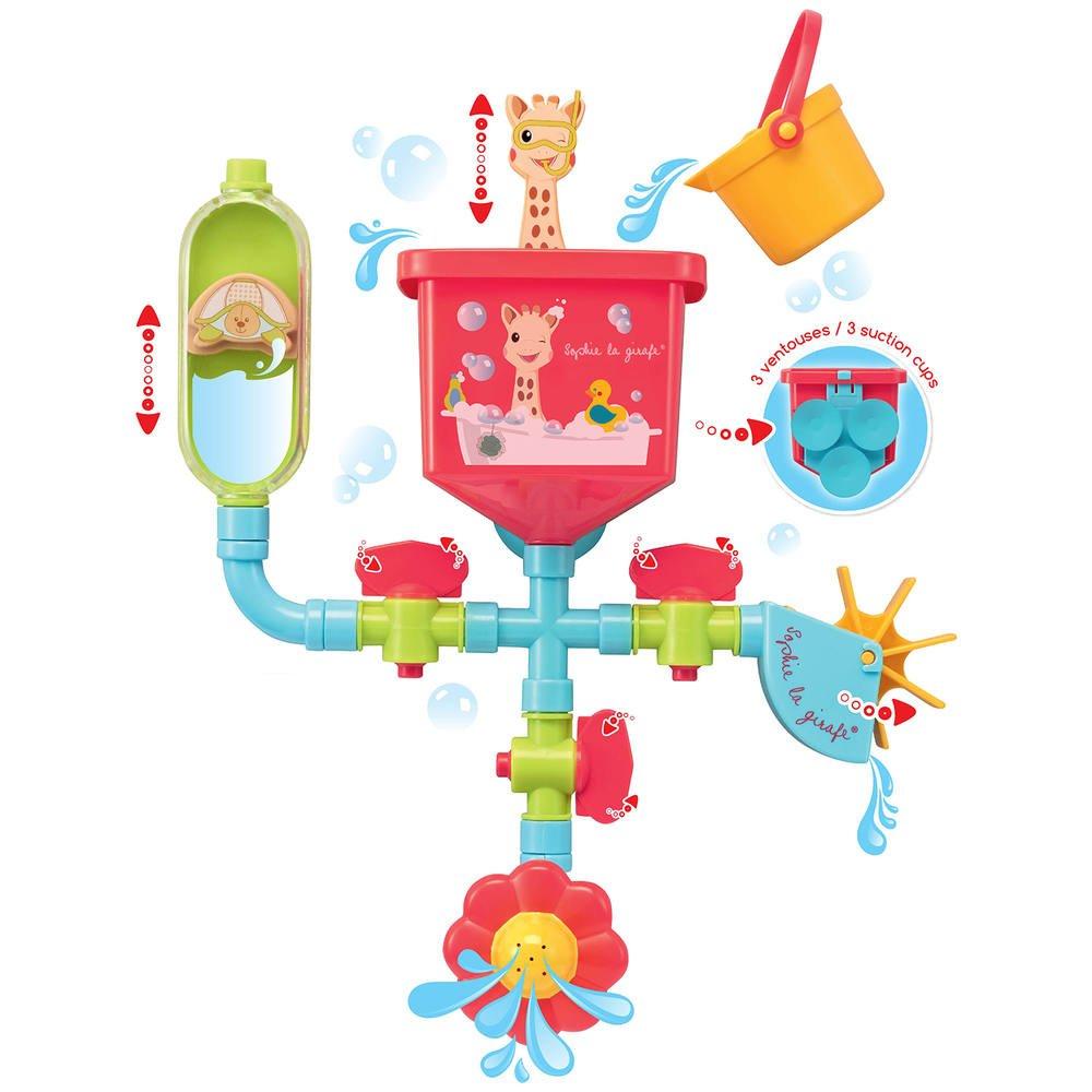 Tuyaux Folies Sophie La Girafe Jouets 1er Age Jouéclub