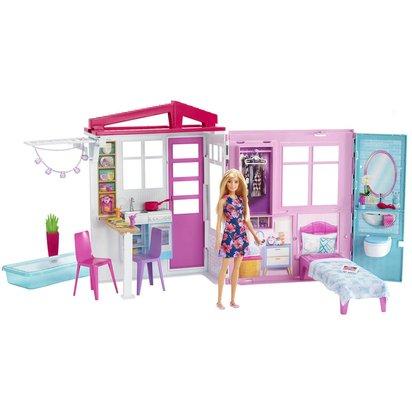 Maison De Poupee Joueclub Specialiste Des Jeux Et Jouets Pour Enfant
