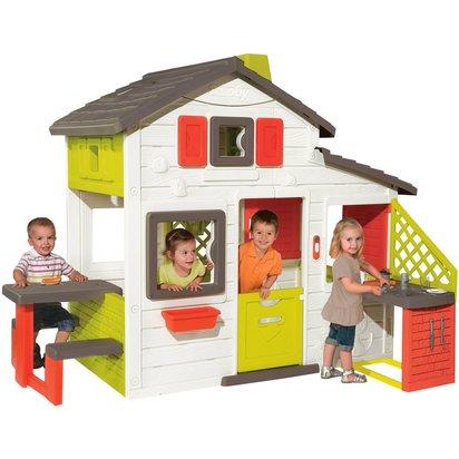 Maisons enfants, toboggans enfant et bac à sable - JouéClub ...