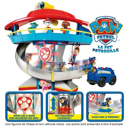936ea4f7ba6e58 PAW PATROL - JouéClub, spécialiste des jeux et jouets pour enfant