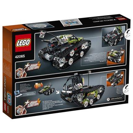Telecommande Lego Le Sur Chenilles Bolide 42065 BtQorxhdCs