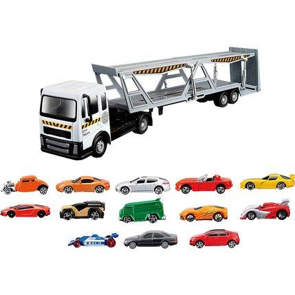 Transport Avec 13 Camion De Vehicules 34R5AcLqj