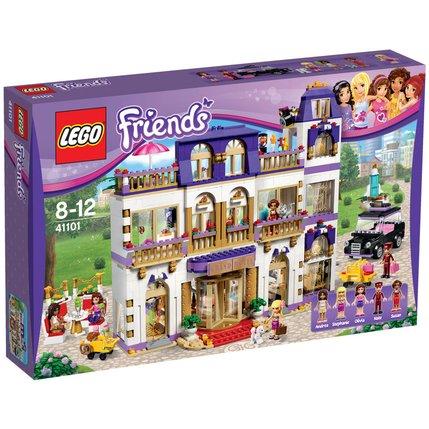 Lego Le Grand 41101 Hotel City De Heartlake jpUqGzSLMV