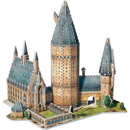 Pieces Poudlard 850 Harry Salle La Potter Puzzle Grande 3d cSA3jq4L5R