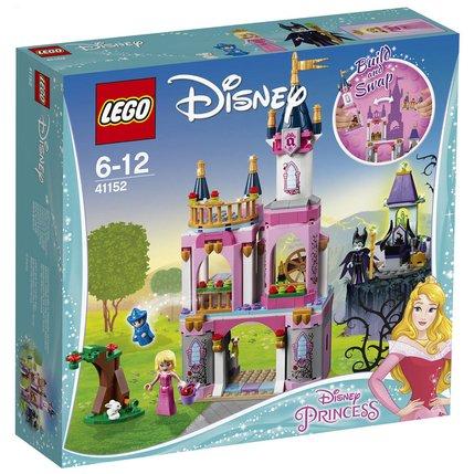 Le Chateau Au 41152 De La Lego Belle Bois Dormant ED29IYWH