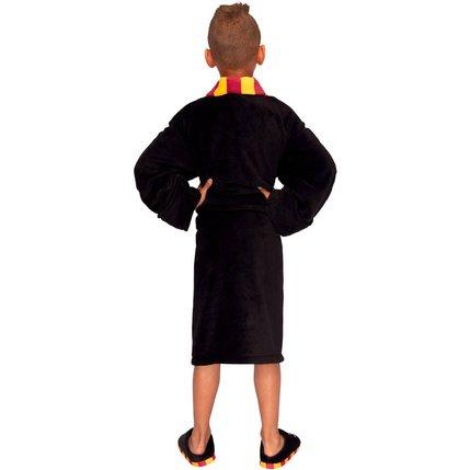 Enfant Harry Potter Robe De Chambre Velours Polaire Âge 5 Ans BNWT