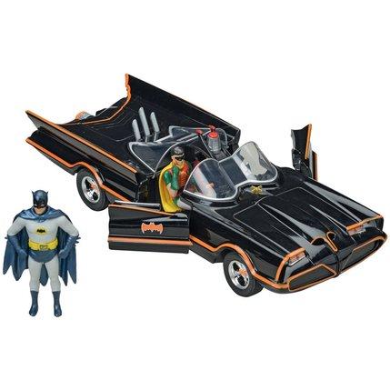 1966 Cast Figurine Batmobile Avec Die 124eme iXTZuOkwPl